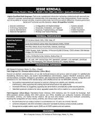 it engineering resume exampleit engineering resume