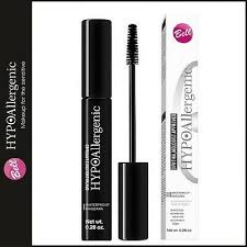 <b>Bell</b> HYPOAllergenic Waterproof Black <b>Mascara Long</b> Lasting ...