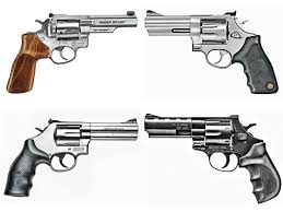 15 .357 Magnum Revolvers for Competition, Personal Defense