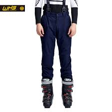 <b>WHS</b> new Men <b>ski trousers</b> brands Outdoor Warm Snowboard pants ...