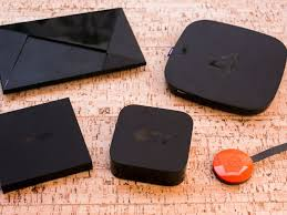 Roku vs. Apple TV vs. Chromecast vs. Amazon Fire TV vs. Android ...