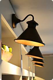 outdoor lights turned bookcase lights bookcase lighting ideas