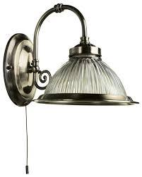 <b>Бра Arte Lamp American</b> Diner A9366AP-1AB, с выключателем, 60 ...