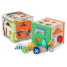 <b>Игрушка деревянная Папа Карло</b> Куб логический, 4209624 ...