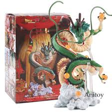 Online Shop <b>Japan Anime Dragon Ball</b> Z Figure Shenron Winding ...