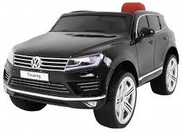 <b>Детский электромобиль Dake VW</b> Touareg Black