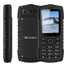 Мобильный <b>телефон BQ</b>-<b>2439</b> Bobber Black — купить в интернет ...