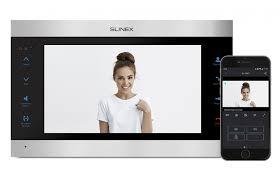 <b>Slinex SL</b>-<b>10IPT</b> купить IP <b>видеодомофон</b> для квартиры в России