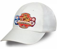 Патриотическая <b>бейсболка Мишка</b>-балалаечник