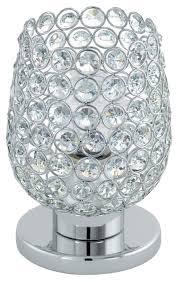 <b>Настольная лампа Eglo</b> Bonares 1 <b>94899</b>, 60 Вт — купить по ...