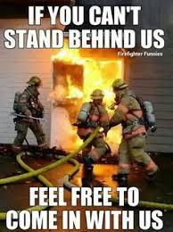 Fire & EMS Life on Pinterest | Firefighters, Female Firefighter ... via Relatably.com