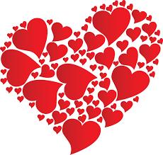 Valentines Background heart