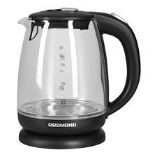<b>Чайник Redmond RK-G181</b>, черный — купить в интернет ...