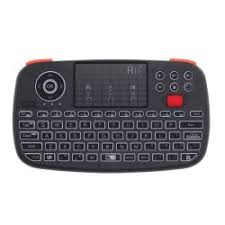 <b>Rii RT726 Bluetooth</b> 2.4G Wireless Air Mouse MINI Keyboard ...