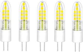 5X <b>G4 LED Bulb</b> 3W <b>LED Lamps 16</b> SMD 2835LEDs Super Bright ...