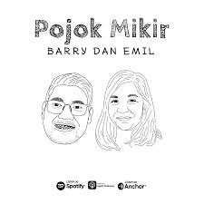 Pojok Mikir Barry Emil