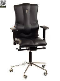 <b>Эргономичное</b> офисное <b>кресло KULIK</b> Elegance (Черный) купить ...