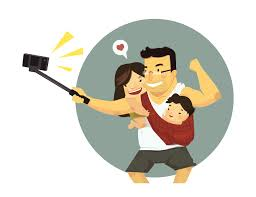 honor dad a selfie essay and enjoy a shopping spree artwork don mikel fumar