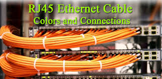 RJ45 <b>Cables</b> Colors Connections - Apps on Google Play