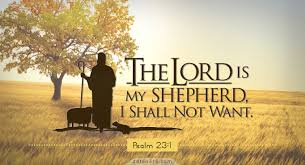 Image result for psalm 23:1 pics