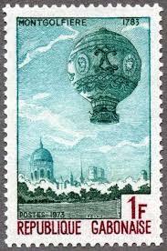 「1783年 - フランスのモンゴルフィエ兄弟が世界初の熱気球無人飛行を実施。」の画像検索結果