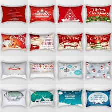 <b>Christmas series</b> double-sided printed rectangular <b>home decoration</b> ...
