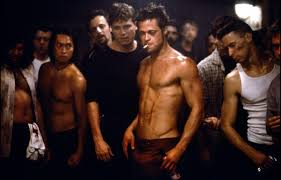 fight club review the films of david fincher collider fight club brad pitt