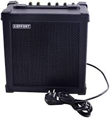 EFFORT <b>CUBE</b>-<b>20M</b> Guitar Amplifier, Black: Amazon.in: Musical ...