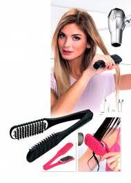 <b>Расческа</b> для выпрямления волос феном «<b>ШЕЛКОВЫЕ ПРЯДИ</b> ...