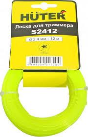 <b>Леска Huter S</b> 2412 (звезда) 71/2/12 купить в интернет-магазине ...