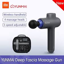 YUNMAI <b>Massage</b> Deep Tissue Percussion <b>Muscle Massager</b> for ...