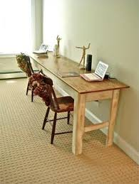 bedside tables table plans and ana white on pinterest ana white completed eco office desk
