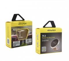 Автомобильный <b>держатель Awei X6</b> - Awei | Официальный ...