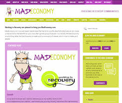wired up wales web design portfolio madeconomy com is a web based market place that has at its core the idea that collectively we can create a mad economy that benefits an up to now often