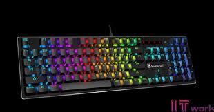 <b>A4</b>-TECH A4TKLA45994 Mechanical keyboard <b>A4TECH BLOODY</b> ...