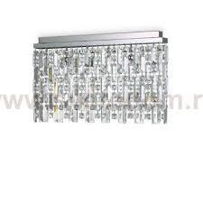 Потолочный <b>светильник Ideal lux ELISIR</b> PL6 CROMO (200026 ...
