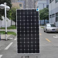 <b>TUV Solar Panel</b> 350w watt 36 volt 10 Pcs 24v Solar Battery ...