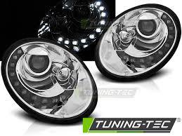 <b>Оптика</b> альтернативная <b>передняя</b> Tuning-Tec <b>LED</b> Volkswagen ...