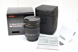Обзор на <b>Объектив Sigma AF</b> 17-50mm f/2.8 EX DC OS HSM <b>Nikon</b> F