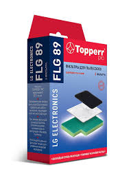 <b>Topperr FLG</b> 89 комплект <b>фильтров</b> для пылесосов LG Electronics