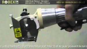 Air profi <b>cloth cutting machine YJ</b>-<b>65</b> Air (MaiRobi IV) en - ROBEX ...