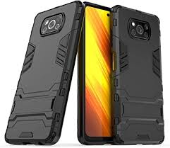 FanTings Case for Xiaomi Poco X3 NFC, Rugged and ... - Amazon.com