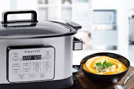 Instant Pot Gem 6 Qt <b>8-in-1</b> Programmable Multicooker with ...