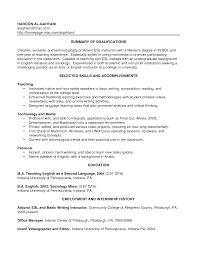 esl teacher sample resume template esl teacher sample resume