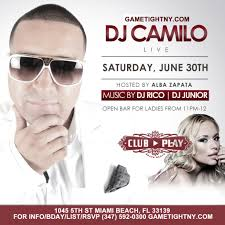 RA: July 4th Weekend at Club Play Miami 2012 Dj Camilo at Play Nightclub, ... - us-0630-383254-front