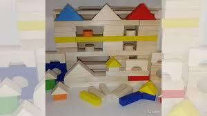 Новый <b>деревянный конструктор Paremo</b> 85 деталей купить в ...