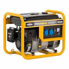 Переносной <b>бензиновый генератор</b> ProMax 3500A