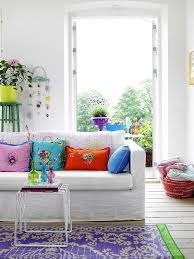 colourful bright colorful home