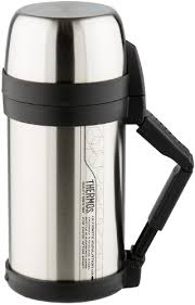 <b>Термос Thermos FDH</b>-1405 SBK Stainless Steel Vacuum Flask, 1,4 ...