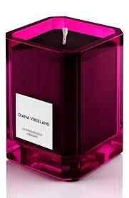 <b>Diana Vreeland</b> '<b>Outrageously</b> Vibrant' Candle | Mumluklar, Mumlar